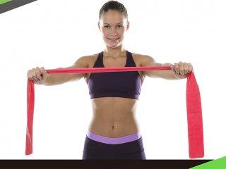 彈力帶最佳用法 熱身訓練八招超有效