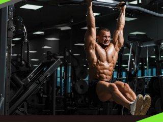四種引體向上動作訓練你的上半身肌群