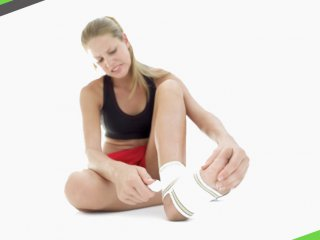 害怕體力下滑 腳踝受傷還能做的五種運動
