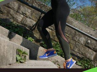 登山者的體能訓練(一)爬階梯比跑步好