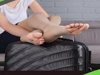 告別腿、踝、手、臉浮腫  4大消腫貼法全部公開