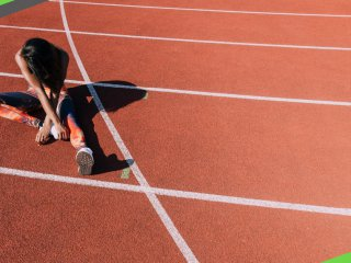 學會五大臀部伸展動作讓速度更進一步