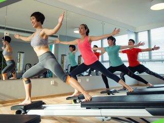 熟悉皮拉提斯六大原則 掌握時下最流行的健身法